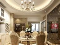 欧式餐厅装修效果图-扬州一号家居网面对面装饰公司