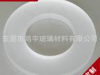 厂家直销 高品质耐高温单面喷砂钢化玻璃