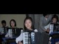 转让全新朝鲜120贝斯手风琴