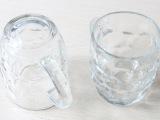 2元义乌小商品奶茶杯玻璃杯子啤酒咋家用杯子广告杯礼品杯子