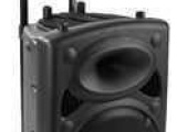 大功率专业舞台音响音箱促销户外移动电瓶拉