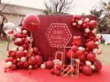 杭州萧山开业庆典气球拱门