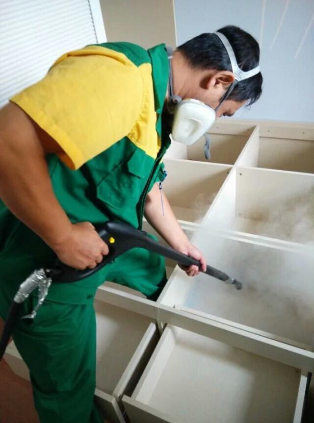 宣城甲醛检测除甲醛除异味就找宣城太美环保