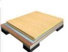 佰强专业篮球馆实木地板厂家直销运动木地板价格