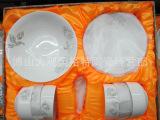 厂家直销 陶瓷骨瓷餐具套酒店摆台餐具装碗盘碟员工福利礼品定制