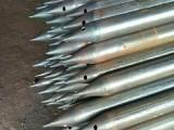 生產廠家現貨 注漿無縫管 鋼花管棚導管 膠圈 隧道加固