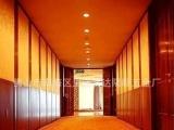 隔音活动屏风 为办公会议提供有效空间,收放方便自如