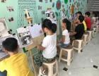 海门能仁幼儿园附近儿童学画画少儿基础素描辅导金果果