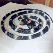 仿真 动物 模型 玩具蛇 假蛇 1.2米蛇 仿真蛇 软胶蛇