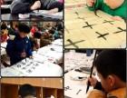 杭州晨希少儿书法培训,从小培养孩子的书法