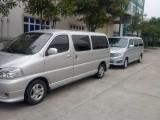 廣州個人帶司機/包車租車7-15座