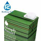 利乐塑料盖子定做康美包装无菌砖液体包装牛奶果汁