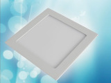 厂家批发 LED平板灯超薄面板嵌入天花灯 高亮度 低光衰 节能王