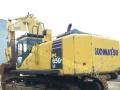 低价转让二手小松PC650-7进口挖掘机土方车