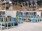 炼胶生产线密炼机上辅机设备的安装与调试