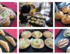 武汉知名蛋糕面包培训 武汉文昌蛋糕面包培训班