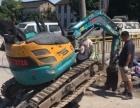 上海崇明一米宽微型挖掘机出租 小型挖机出租