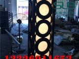 wall lamp圆圈创意壁灯LED户外墙面不锈钢仿云石壁灯