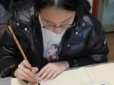 淄博少儿书法国学 欢迎来麒羽书画艺术学校