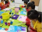 广西桂林市鲁兴路少儿绘画培训色彩调和训练