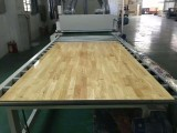 UV过油板佛山厂家供应 橡胶木拼板 橡胶木板材实木板木板材