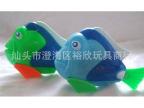 供应上链游水卡通鱼/夏天热卖玩具