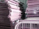 出售规格一样的上下铺铁床欢迎来电咨询