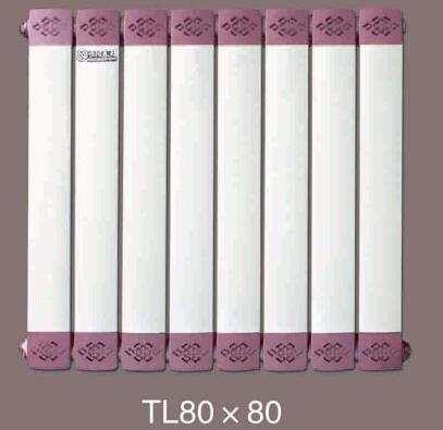 恒春采暖知名的散热器供应商——铜铝复合暖气片批发