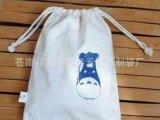 厂家定做无纺布袋束口袋 布类包装袋 涤纶抽绳拉绳口袋 棉布袋