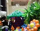 大型气球商场布置