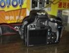 自用佳能单反相机450D,见图。