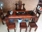 厂家促销 老船木家具茶桌茶台