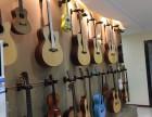 深圳罗湖哪里可以学民谣吉他弹唱 你需要了解的民谣吉他弦知识