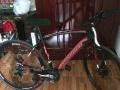 便宜出自行车一辆,送打气的和车锁