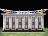 移动环保厕所 选 湖南华坤钢结构 一站式环保厕所供应商
