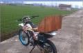 暴力CRQ250 越野摩托车 8成新 猎兔神器