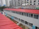 孝感专业活动板房 汉川低价彩钢房 防水防火,宿舍办公