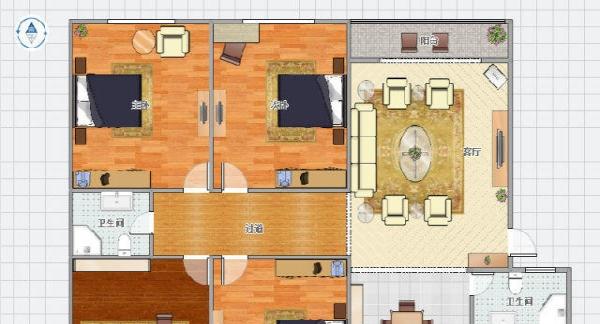 马家湾 天正花园 4室2厅2卫 153 可按揭
