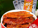 【好照头】黄金鱼翅湖南特产30g*40包*10袋 即食小鱼干零食