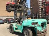 廊坊大量回收二手杭州叉車合力四噸叉車上門回收