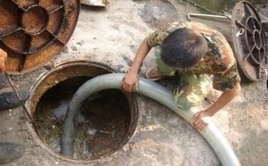 东升化粪池清理 管道疏通 找中山南都清洁服务公司