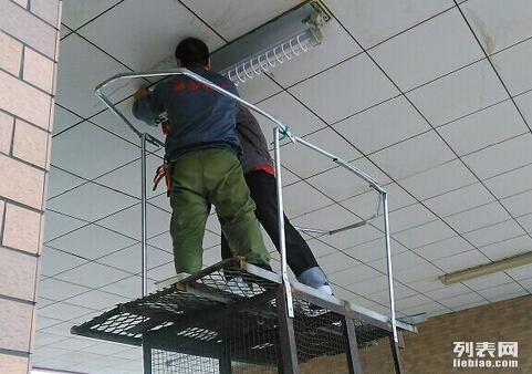 大兴北臧村厂房电气照明灯线路铺设安装改造工程_北京
