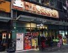 西华大学十字路口 临街餐饮铺,年租9万 开间8米!