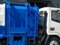 转让 垃圾车勾臂式 挂桶式垃圾车包运输出售