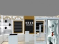 东营专业制作烤漆珠宝展柜、烤漆玉器、银饰展示柜