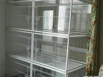 北京自取,貓用六格熬運籠具,三層大籠子