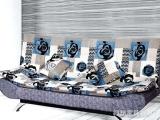 宜家多功能沙发床双人布艺沙发折叠床1.5