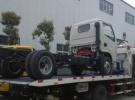 厂家直销一拖二清障车,道路救援车1年0.1万公里8.8万