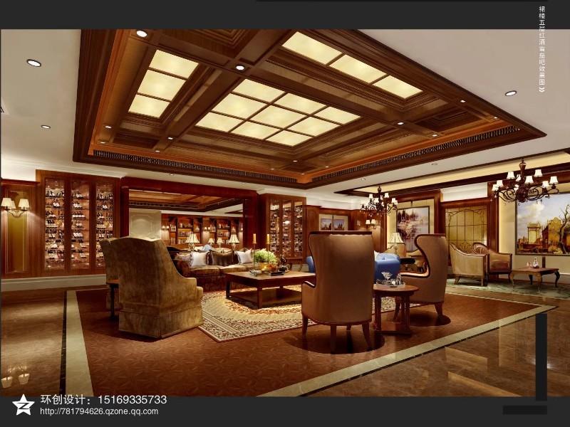 淄博张店餐厅酒店装修设计