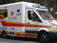 香港出入境救护车出租香港病人回珠海市广州市佛山市救护车出租